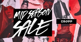 Mid Season Sale w Cropp
